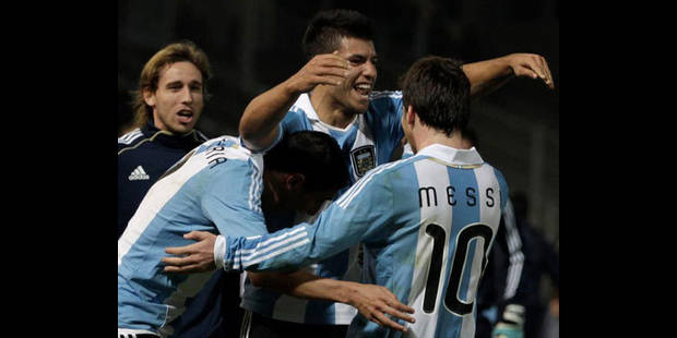 Copa America - L'Argentine se réveille et se qualifie