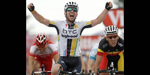 Cavendish gagne pour… son chien !