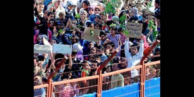 Constitution d'une majorité alternative pour un renfort des règles d'asile - La DH