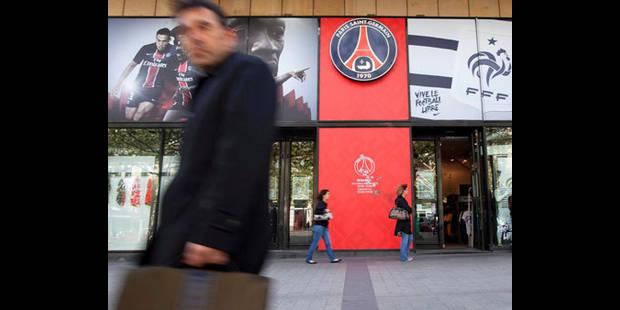 Le Paris-SG officiellement vendu à Qatar Sports Investments - La DH