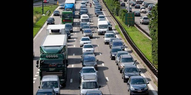 Les routes seront encombrées par les juilletistes - La DH