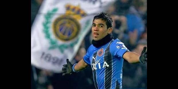 Le FC Bruges confirme le transfert de Ronald Vargas à Anderlecht - La DH