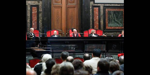 Assises de Bruxelles: Mustapha Aazzani condamné à 15 ans de prison - La DH