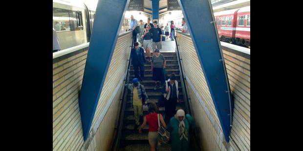La nouvelle gare de Charleroi-Sud officiellement inaugurée - La DH