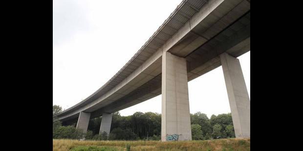 Les travaux sur le viaduc de Vilvorde se déroulent selon le programme prévu - La DH