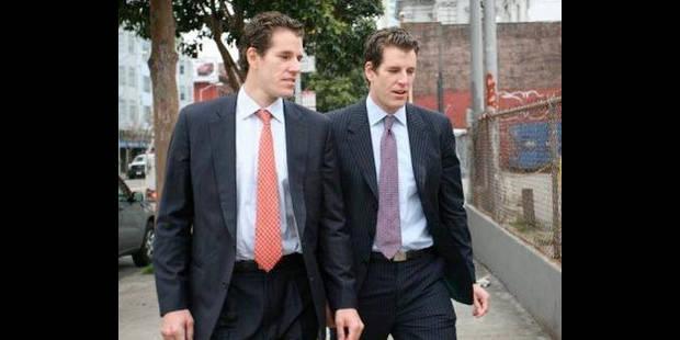 Facebook: les jumeaux Winklevoss saisissent à nouveau la justice - La DH