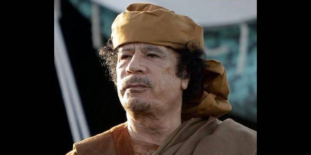 Kadhafi accepte de ne pas faire partie des négociations sur la Libye - La DH
