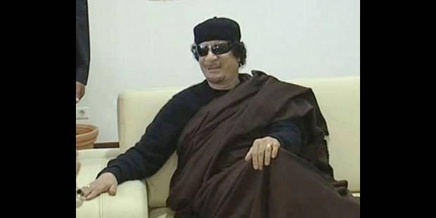 L'Allemagne enquête contre Kadhafi pour crimes contre l'humanité - La DH