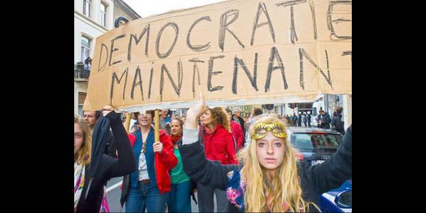 Indignés: 42 arrestations administratives à Bruxelles - La DH