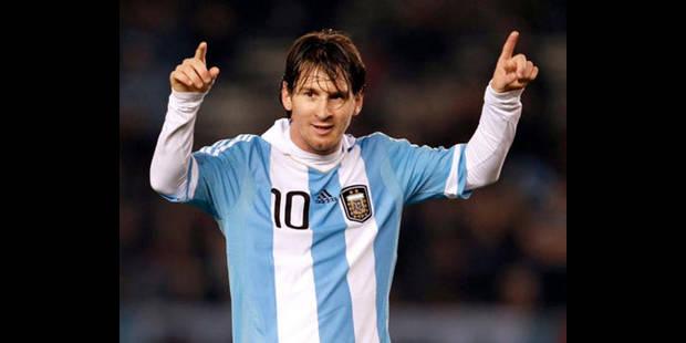 Copa America : l'Argentine étale son pouvoir offensif contre l'Arménie - La DH