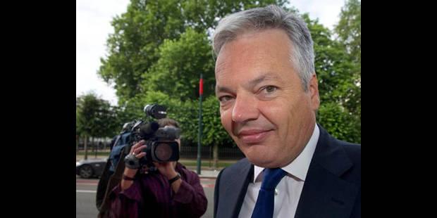 La Grèce paie 75 millions de charges d'intérêt à la Belgique - La DH