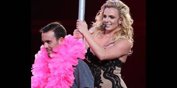 La lap dance de Britney Spears ! - La DH