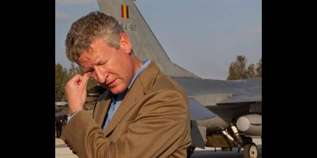 Libye: le ministre français de la Défense remercie De Crem - La DH