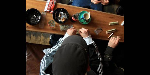 La Belgique compterait 341.000 fumeurs réguliers de joints - La DH