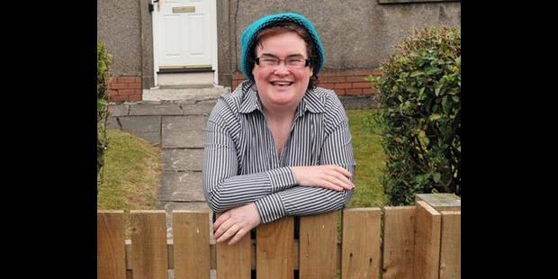 La vie de Susan Boyle en comédie musicale - La DH