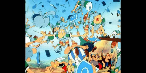 Astérix et Obélix se prennent la tête
