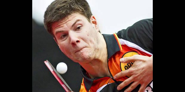 Dimitrij Ovtcharov remporte l'Open du Brésil