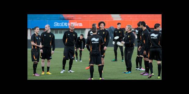 Belgique - Turquie : Hazard et Ogunjimi titulaires - La DH