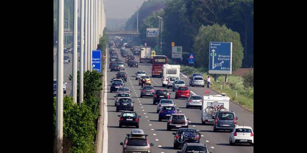 Accident sur la E40 entre Vottem et Herstal - La DH