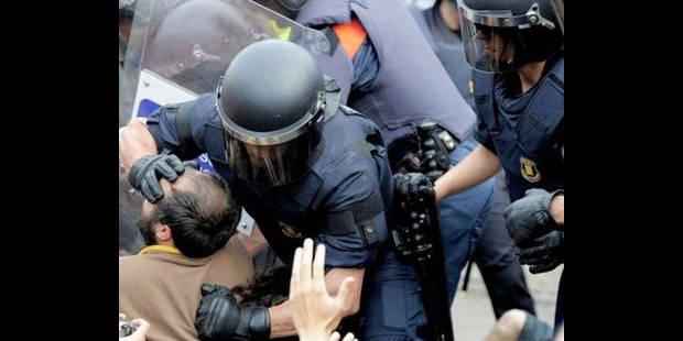 84 arrestations, 130 blessés légers à Barcelone après la finale - La DH