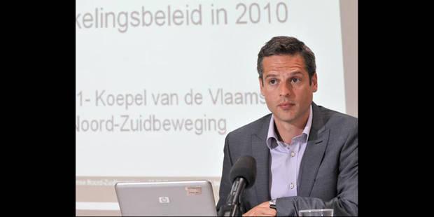 La Belgique ment sur son aide au développement - La DH