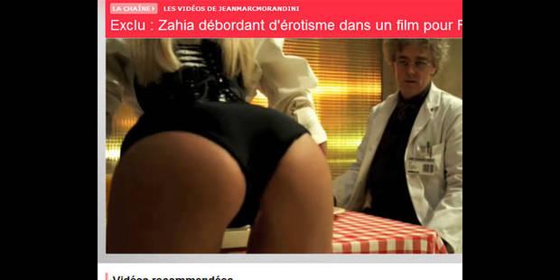 Le come-back de Zahia - La DH