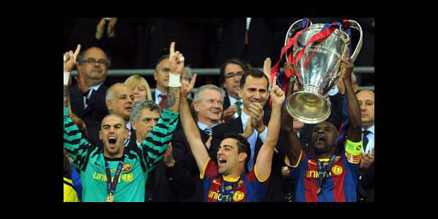 La Coupe aux grandes oreilles pour un Barça 4 étoiles - La DH