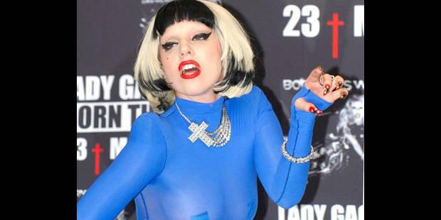 Lady Gaga: née pour être icône - La DH