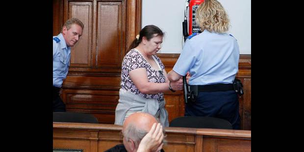 Marie-Christine Draise écope de 10 ans de prison - La DH