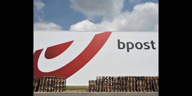 Bpost: le bureau de poste d'Anderlecht-mail en grève en solidarité avec Liège - La DH