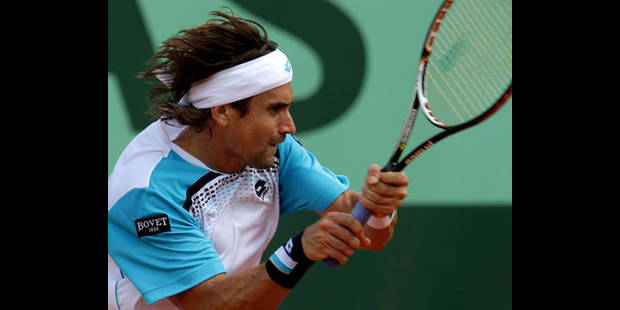 Roland-Garros - David Ferrer qualifié pour les huitièmes de finale - La DH