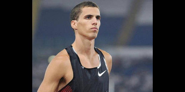 Jonathan Borlée 3e du 400 m à Rome en 45.53 secondes - La DH