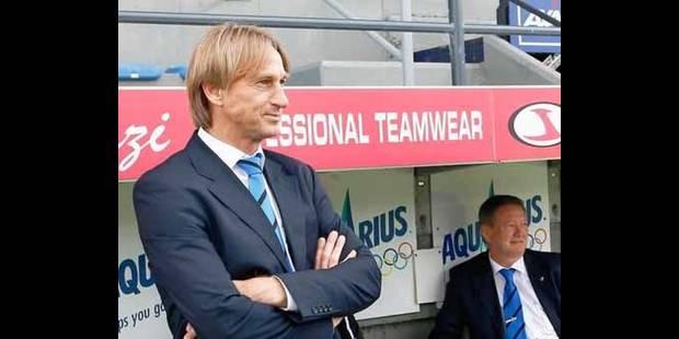 """Quel coach des """"Blauw en Zwart""""? Koster ! - La DH"""
