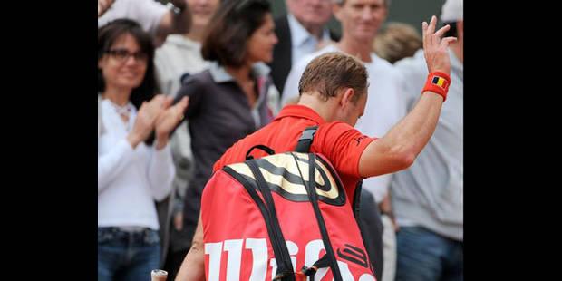 Steve Darcis éliminé au 3e tour par Gaël Monfils - La DH