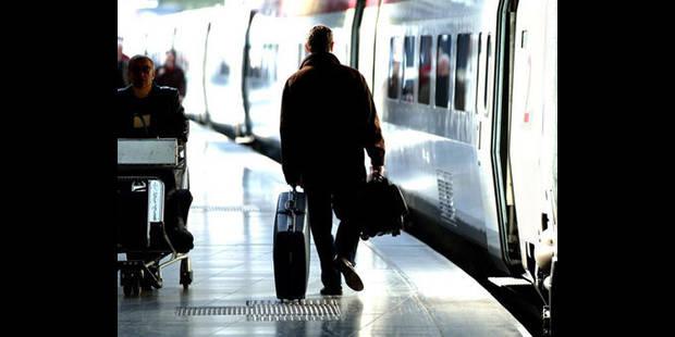 SNCB: des actions prévues mais épargnant les voyageurs - La DH