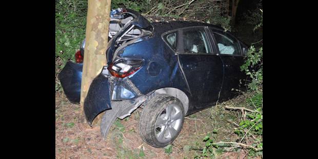 Dramatique collision sur la route Charlemagne - La DH