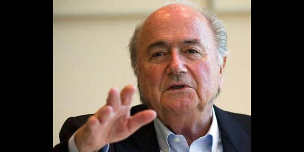 Soutien des principales fédérations africaines à Blatter