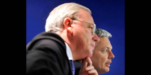 FMI: Reynders est le meilleur candidat après Lagarde - La DH
