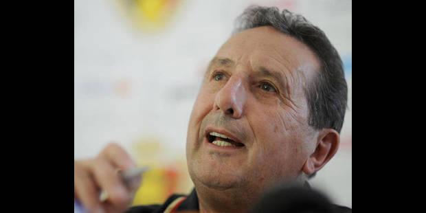 Georges Leekens ne veut pas répondre au coach d'Hazard - La DH