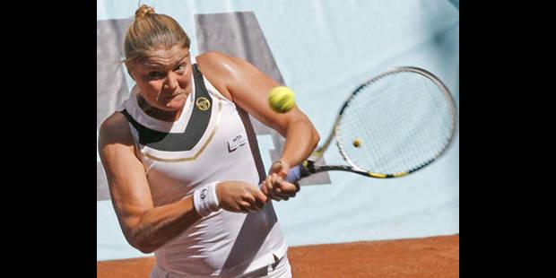 Dinara Safina renonce à Roland Garros et décide de faire un break