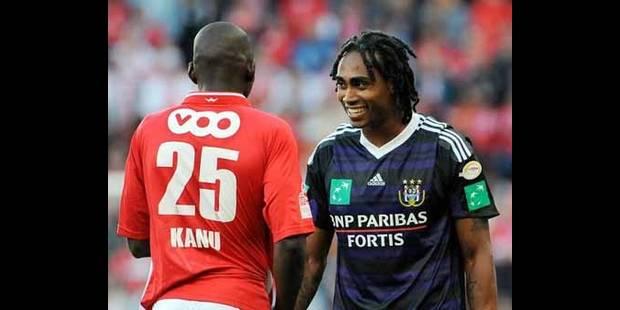 Anderlecht va supporter le… Standard