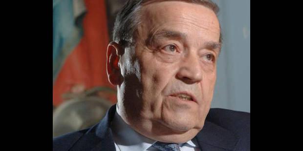 """Louis Tobback: """"Il n'y aura jamais de Flandre indépendante"""""""
