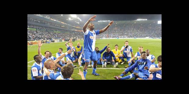Genk élimine Anderlecht de la course au titre