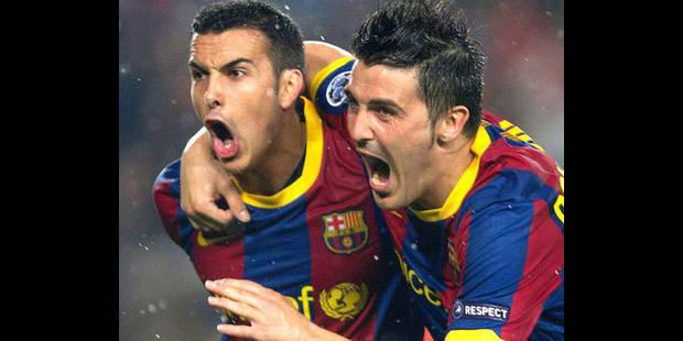 Barcelone attend Manchester en finale - La DH