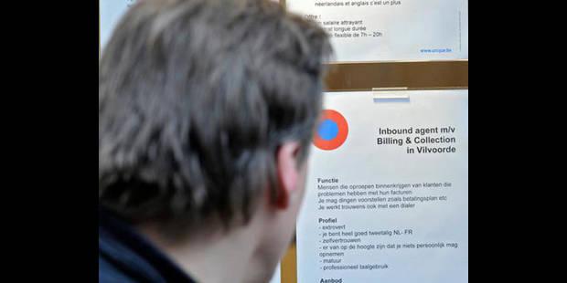 """Le marché belge de l'emploi se rétablit de la crise """"à une vitesse étonnante"""" - La DH"""