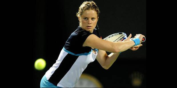 Kim Clijsters en route vers Roland Garros - La DH