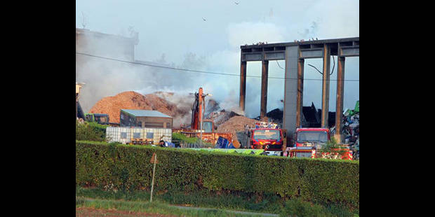 Deux incendies en 15 jours chez Shanks - La DH