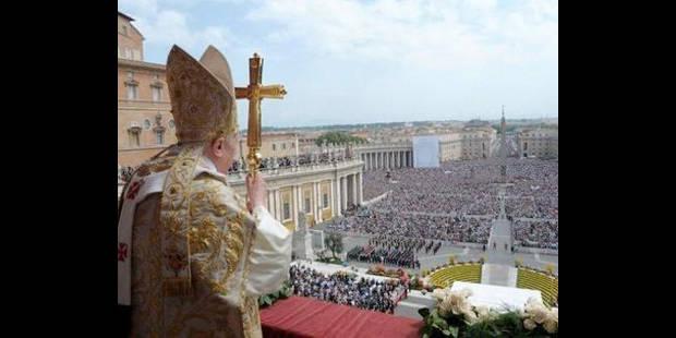 Message de joie de Beno�t XVI aux Polonais, 200.000 personnes � la veill�e d'hommage � Jean-Paul II
