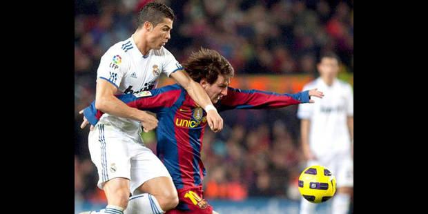 Ronaldo-Messi: le duel sans fin