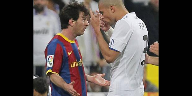 Pepe, flingueur du Real - La DH
